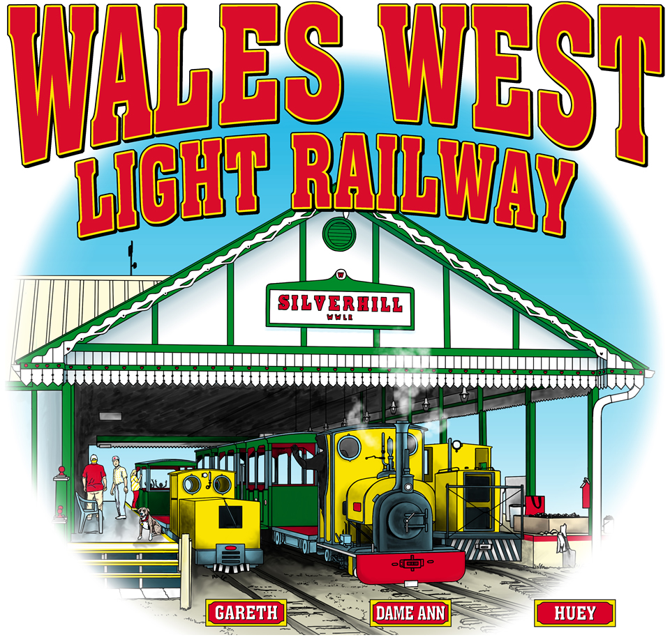 Wales West Halloween 2020 A Train Ride for Every Event | Silverhill, AL